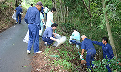 地域社会貢献活動の実施