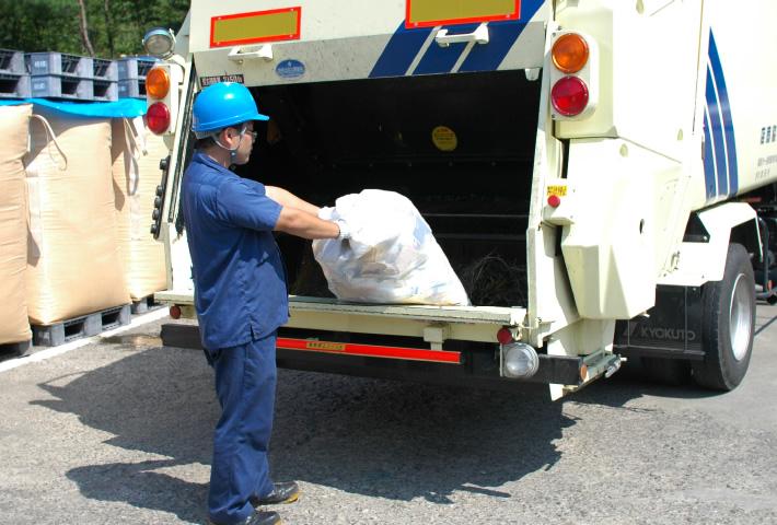 一般廃棄物収集運搬業イメージ