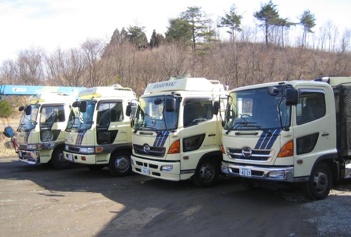 産業廃棄物収集運搬業イメージ